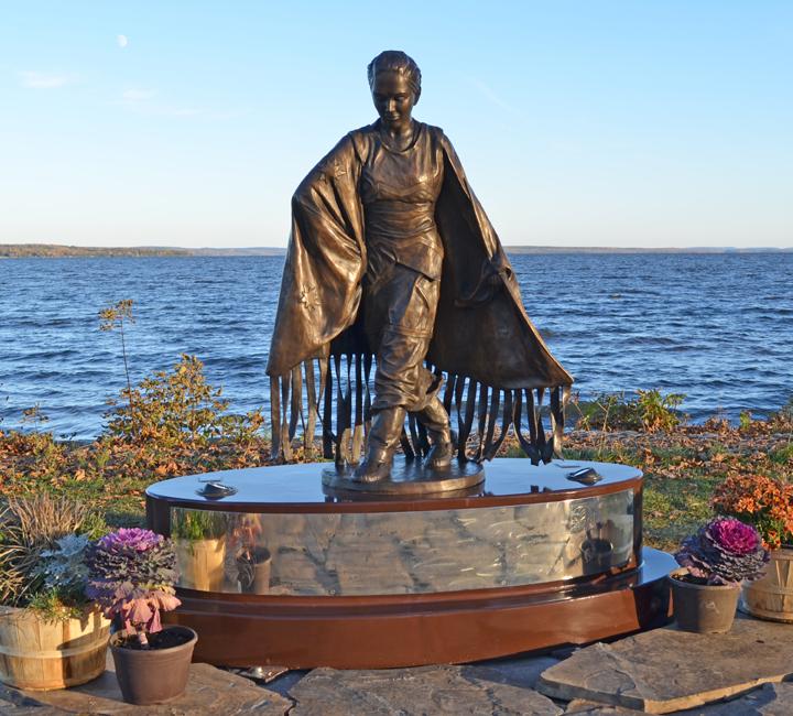 Shannen Koostachin Monument 55\